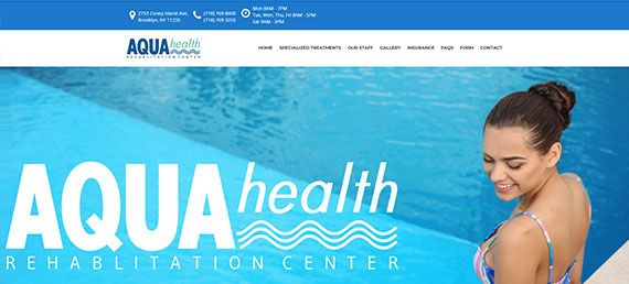 Aqua Health Rehabilitation Center